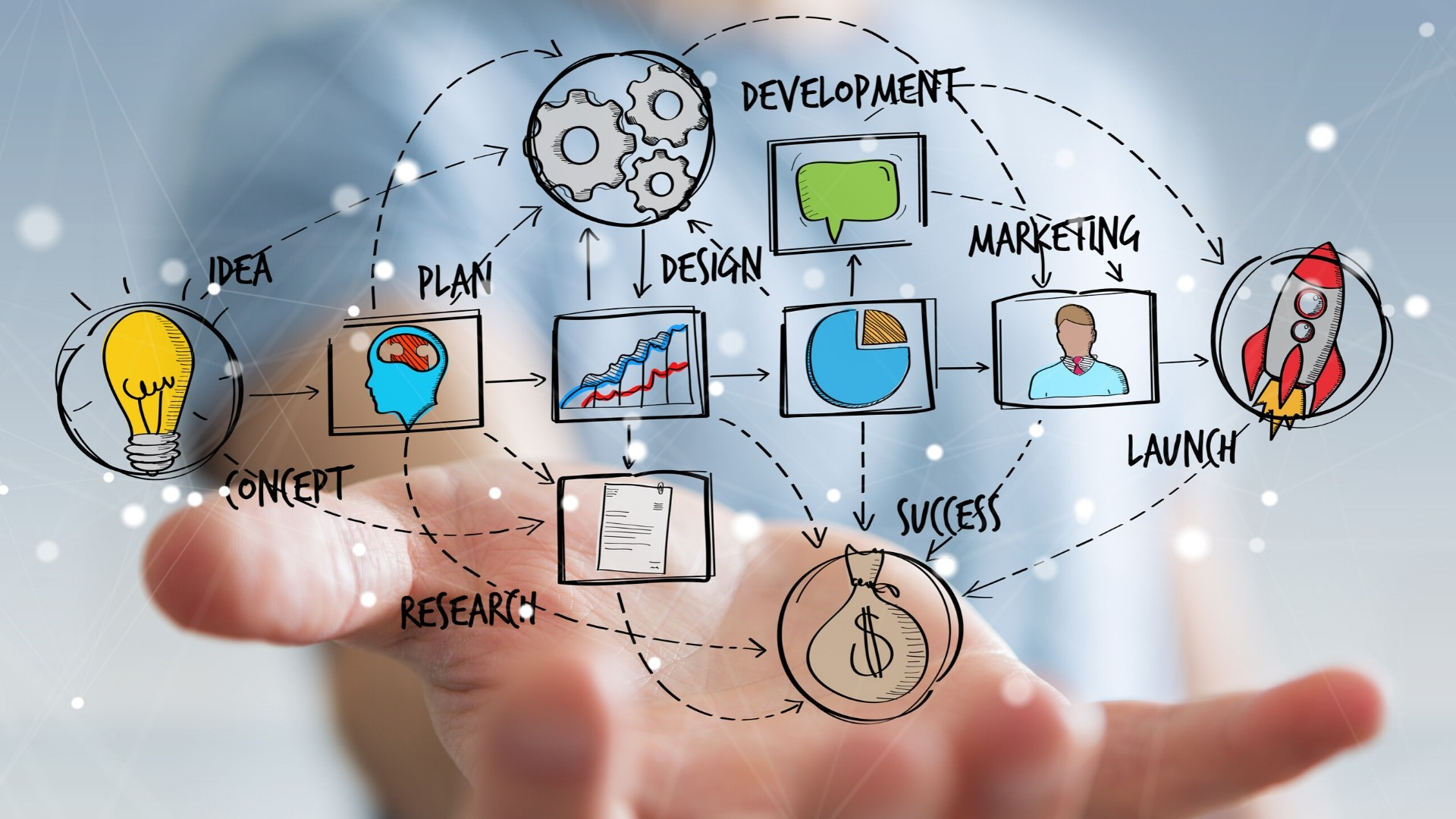 category design market building growth stage marketing consulting mark donnigan