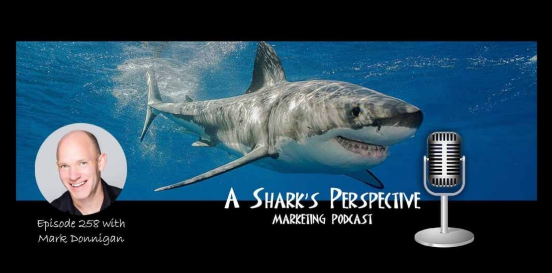 a sharks perspective podcast with mark donnigan